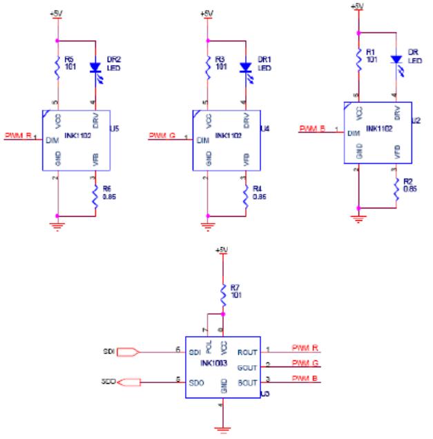 电路 电路图 电子 原理图 627_636