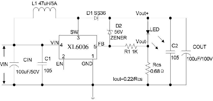5l0365rv应用电路图