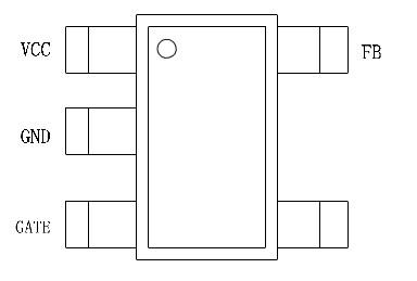9 功率mos管 :  外置 典型应用 :  led球泡灯,射灯,par灯 应用描述